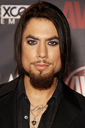 Dave Navarro attending the AVN Awards Show at ...