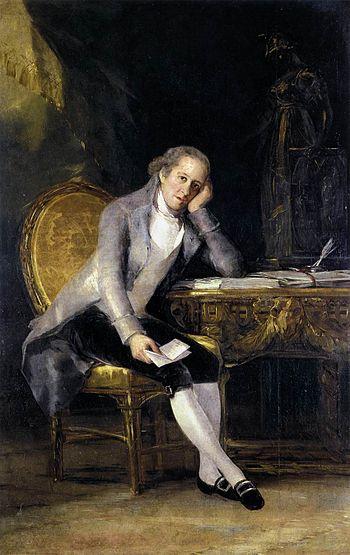 Francisco de Goya y Lucientes - Gaspar Melchor...