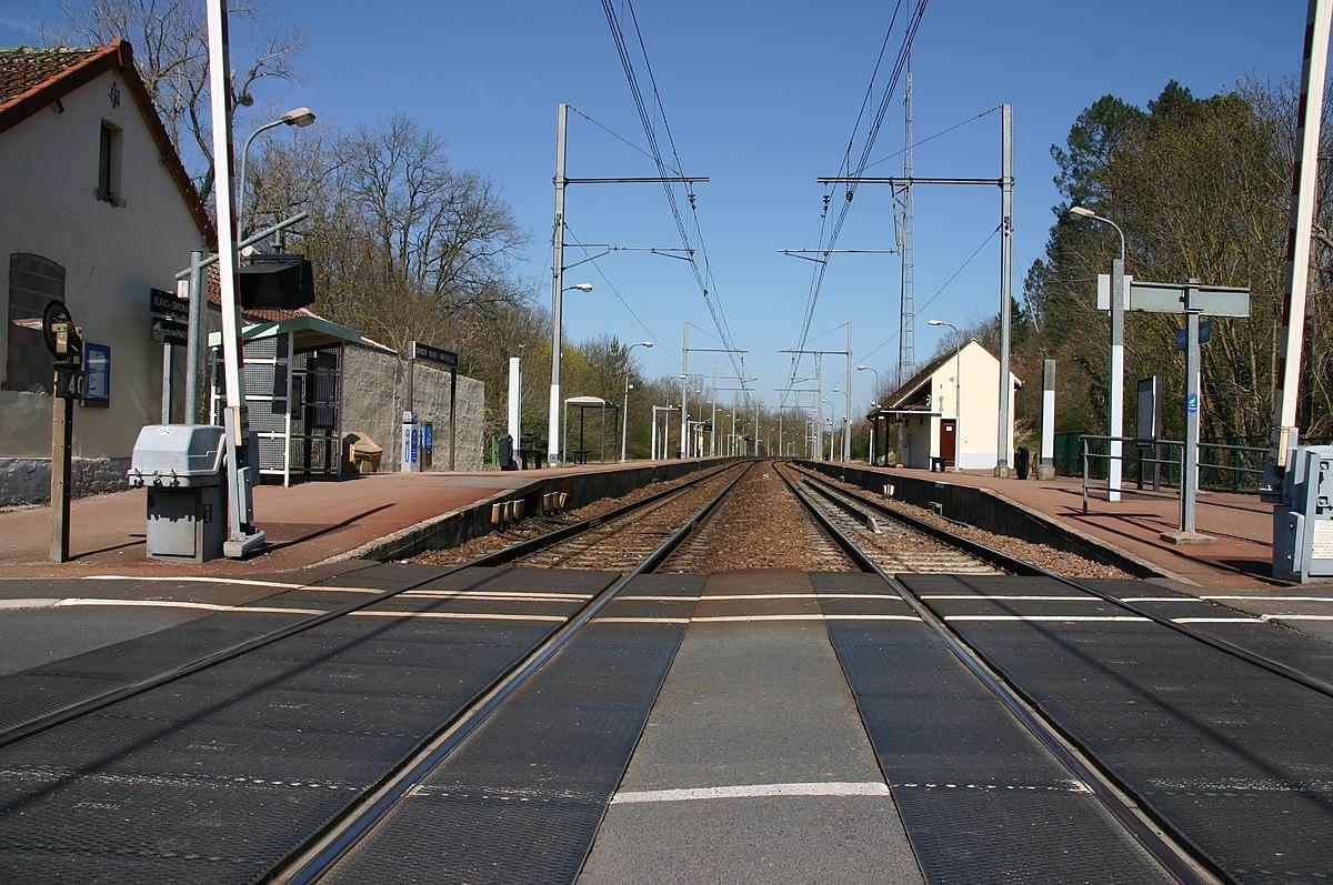Station Buno - Gironville - Wikipedia