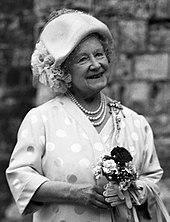 Mere De La Reine Elizabeth : reine, elizabeth, Elizabeth, Bowes-Lyon, Wikipédia