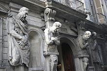 Telamone architettura  Wikipedia