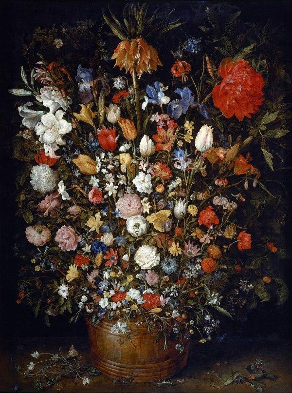 Jan Brueghel The Elder Bouquet