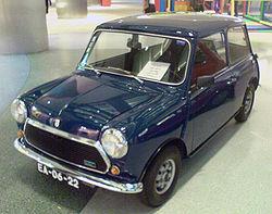 1982 Mini 1000HL