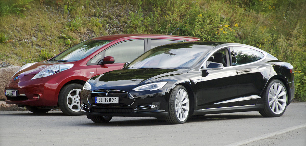 List of electric cars currently available  Wikipedia