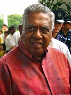 President S. R. Nathan on 31 December 2006