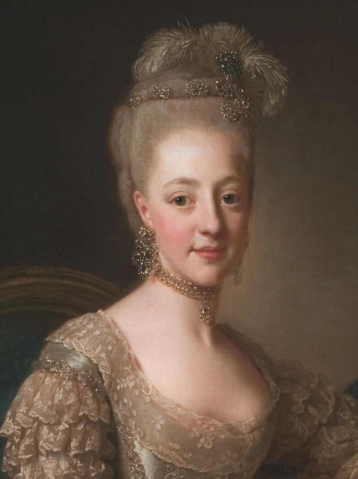 Carlota de HolsteinGottorp  Wikipedia la enciclopedia libre