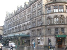 Hotel Glasgow Central Station