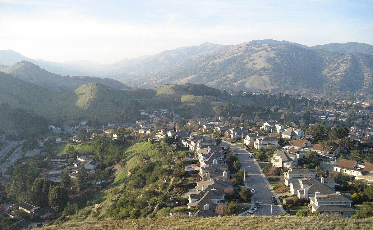 Terra Linda, San Rafael, California