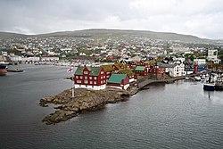 Tinganes, Tórshavn old town