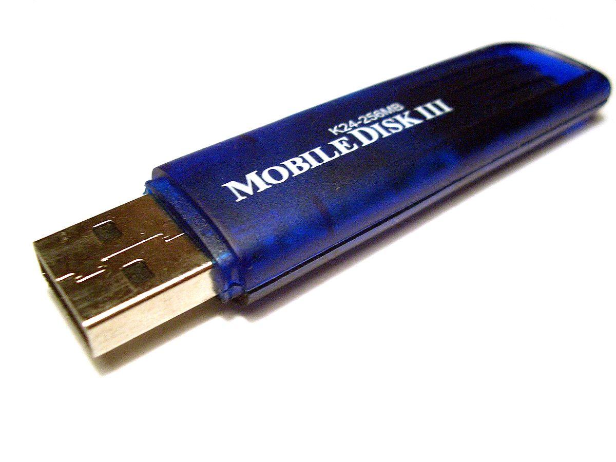 USB memorija – Wikipedija