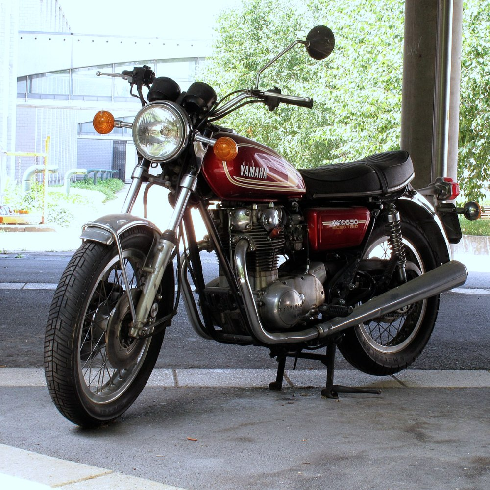 medium resolution of yamaha xs 650 wikipedia 83 yamaha 400 xs wiring diagram