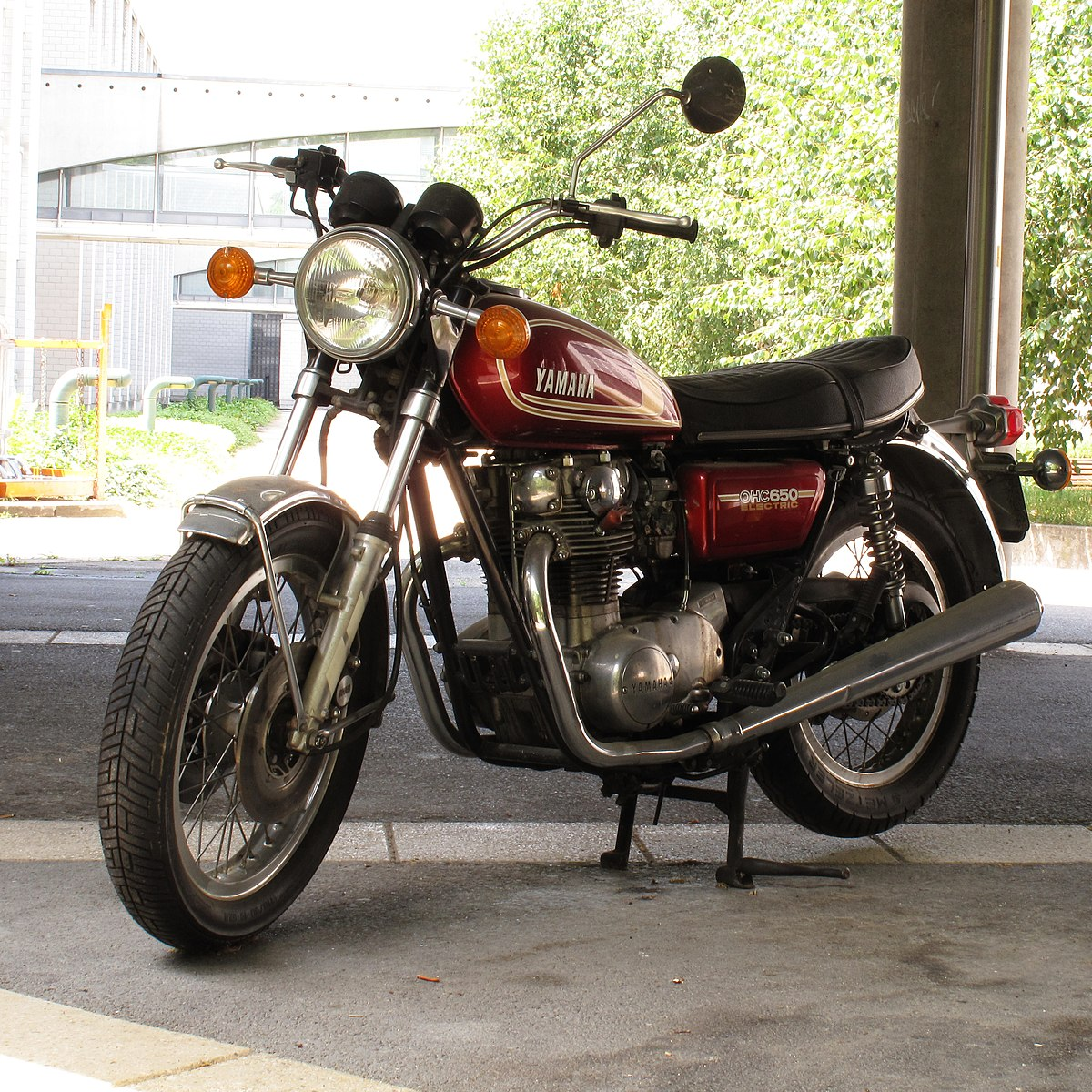 hight resolution of yamaha xs 650 wikipedia 83 yamaha 400 xs wiring diagram