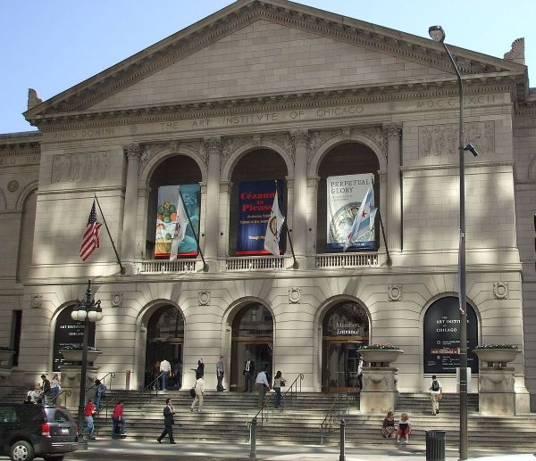 Art Institute Of Chicago Wikipedia