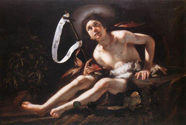 File:Bernardo Strozzi - St John the Baptist - WGA21903.jpg ...