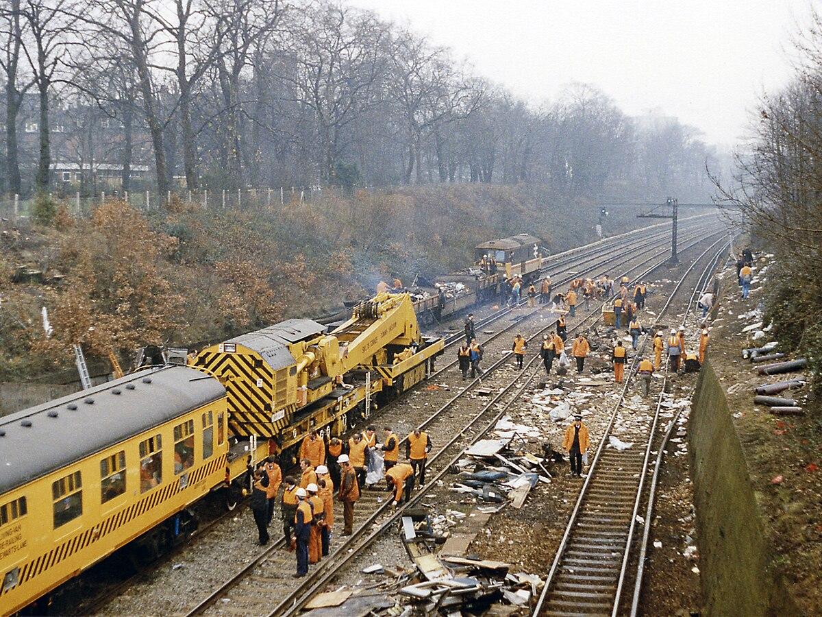 Clapham Junction Rail Crash Wikipedia