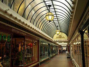 The Corridor, Bath