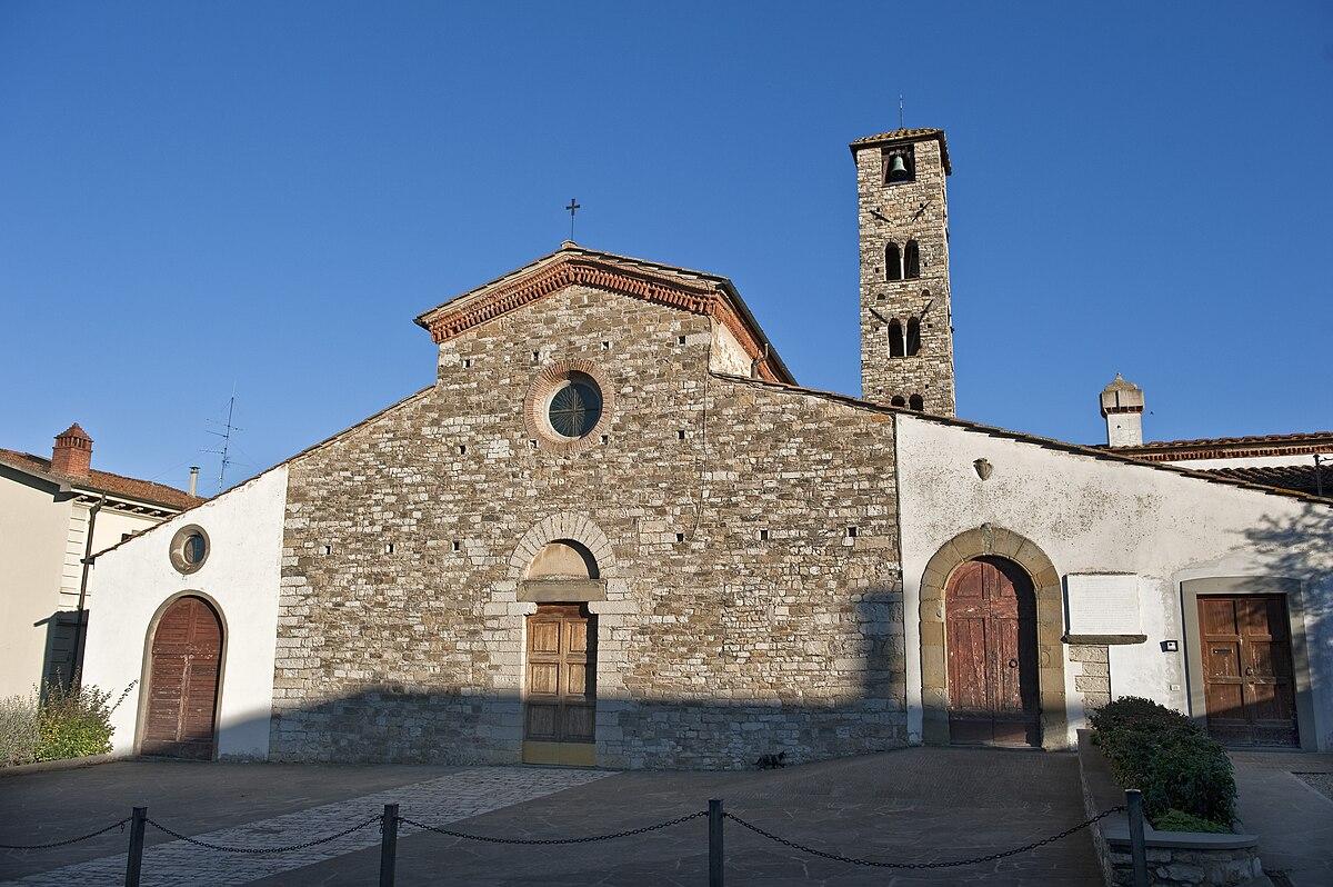 Pieve di San Donnino Villamagna  Wikipedia