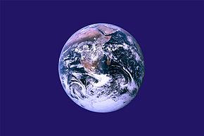 Bandera de la Tierra.