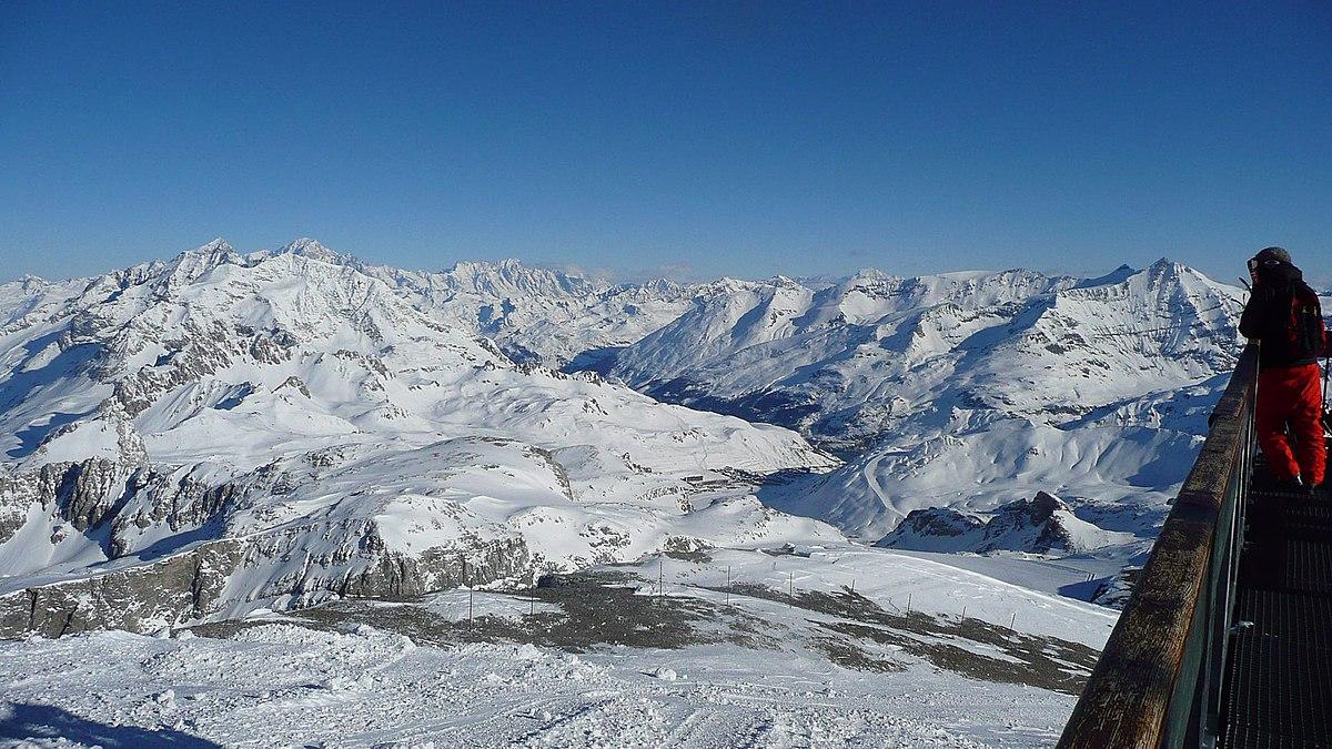 Tignes  Val dIsre  Wikipedia