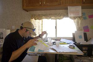 D'Iberville, MS, November 24, 2005 -- A FE...