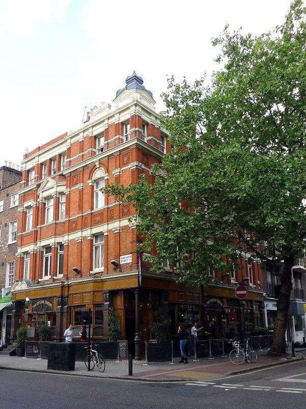 London Bloomsbury Travel Guide Wikivoyage