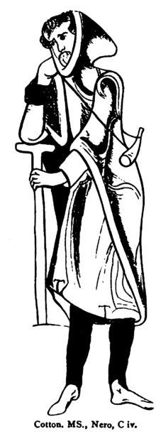 Hood in the 12th century