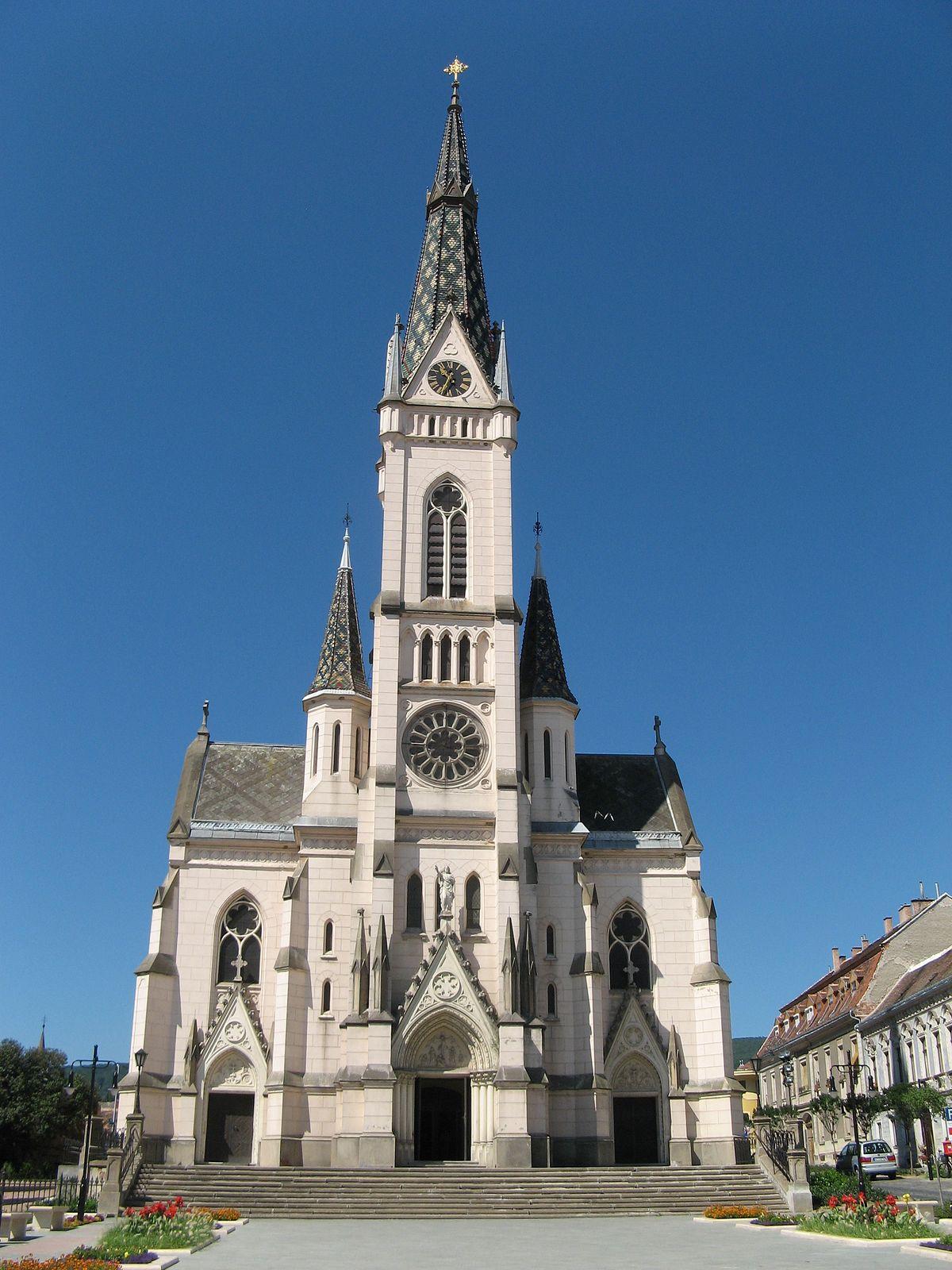 Sacred Heart Church (kőszeg, Hungary)  Wikipedia