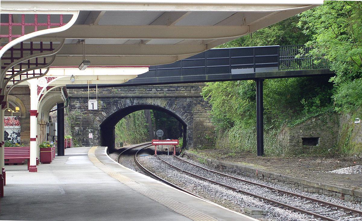Matlock railway station  Wikipedia