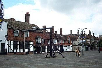 The George Hotel Crawley  Wikipedia