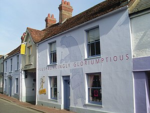 English: The Roald Dahl Museum and Story Centr...