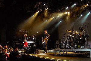 Wir sind Helden in August 2005