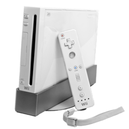 Wii with Wii Remote