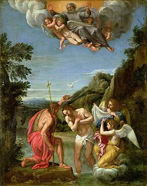 English: Baptism of Christ