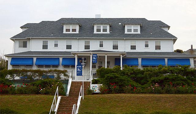 Госпиталь Кейси в Вирджиния-Бич, созданный при финансовой поддержке Мортона Блюмменталя в 1929 году.