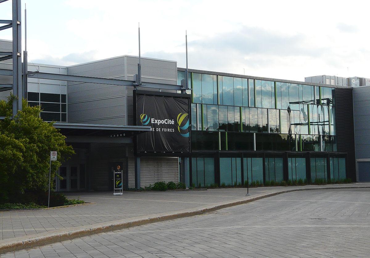 Centre de foires de Qubec  Wikipdia