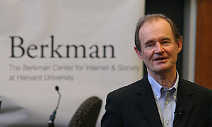 American attorney David Boies speaking at the ...