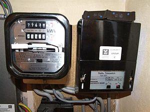 Analog Thermostat Wiring Diagram Radio Teleswitch Wikipedia