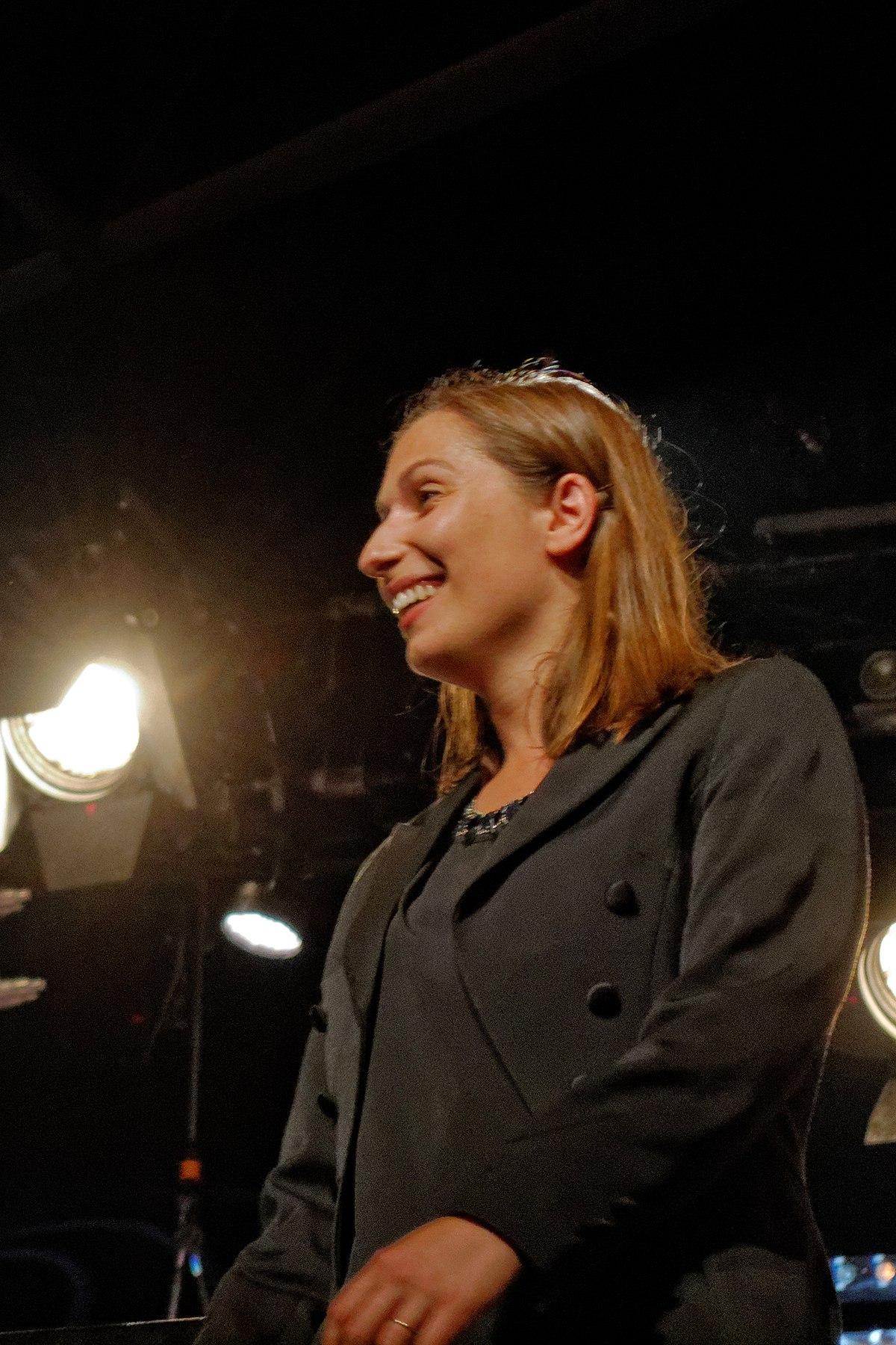 Ariane Matiakh Wikipdia