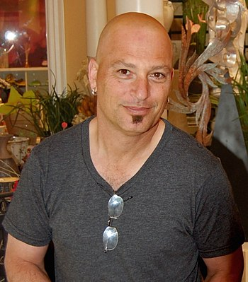 Howie Mandel at the Wynn Hotel in Las Vegas