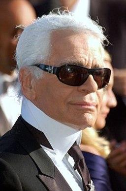 Karl Lagerfeld Cannes
