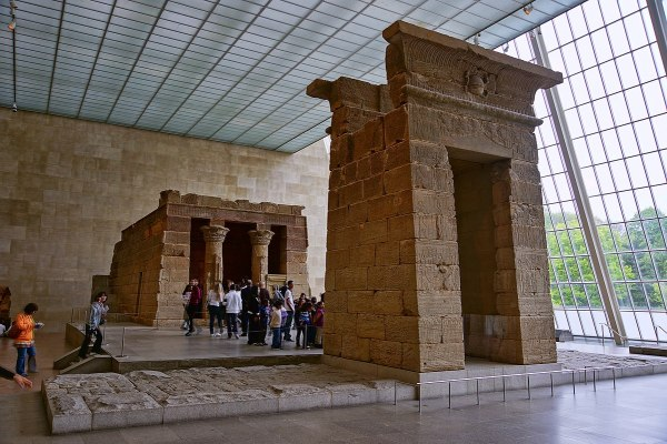 Temple Of Dendur - Wikipedia