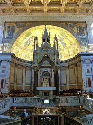 Basilica of Saint Paul Outside the Walls (Rome...
