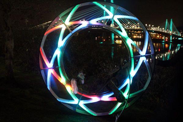 Portland Winter Light Festival - Wikipedia
