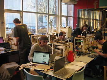 FabFlashes from protospace.nl