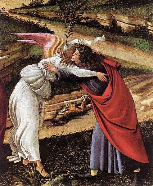 File:Sandro Botticelli - The Mystical Nativity (detail) - WGA2843.jpg