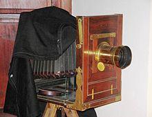 Chambre Photographique Moyen Format