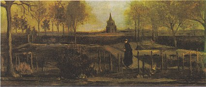 Category 1884 Paintings By Vincent Van Gogh Nuenen