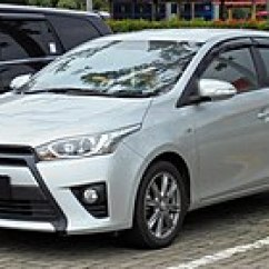 All New Yaris Trd Sportivo 2017 Bodykit Toyota Wikipedia Third Generation Hatchback Asia Latin America And Caribbean From 2018