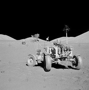 English: A photograph taken by NASA astronaut ...