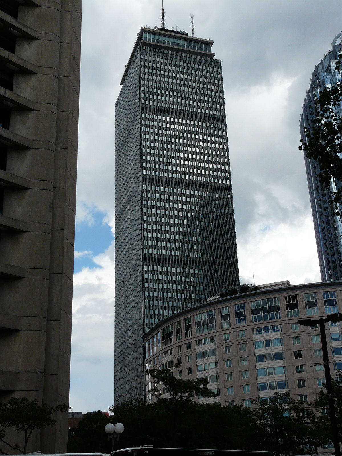Prudential Tower  Wikipdia
